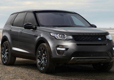 Land-Rover tutti i modelli