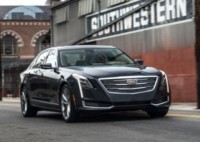 Cadillac tutti i modelli