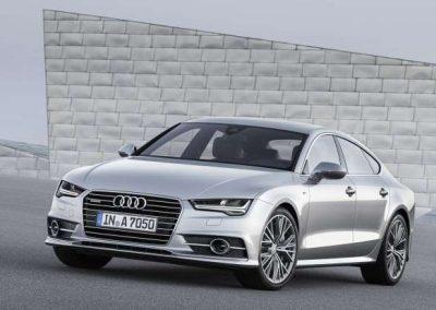 Audi tutti i modelli