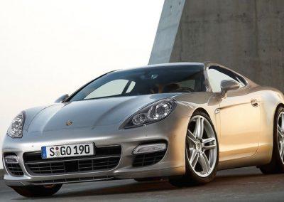 Porsche tutti i modelli