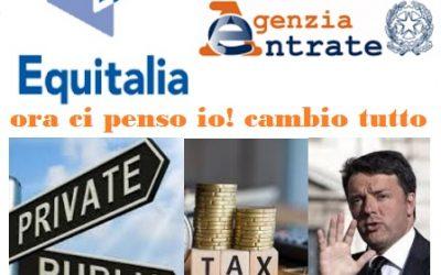 Differenze Agenzia delle entrate riscossione da Equitalia