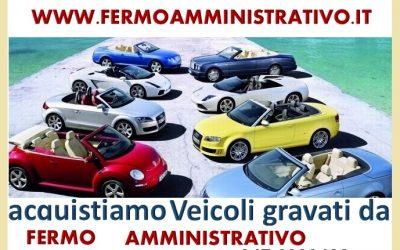 Ecco come puoi vendere automobili usate in fermo amministrativo
