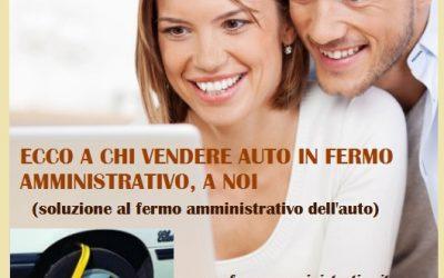 Vendere auto in fermo amministrativo è possibile è regolare?