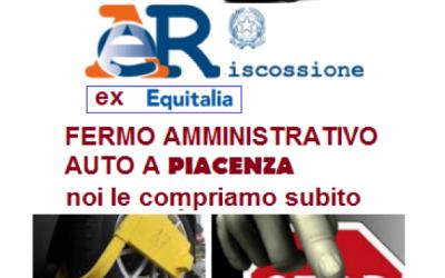 Acquisto Compro Auto in Fermo Amministrativo Piacenza