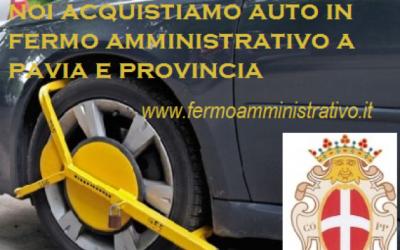 Acquisto Compro Auto in Fermo Amministrativo Pavia
